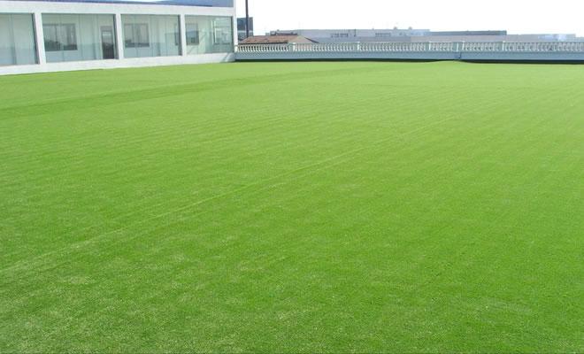 畅优足球场人造草坪施工准备方案