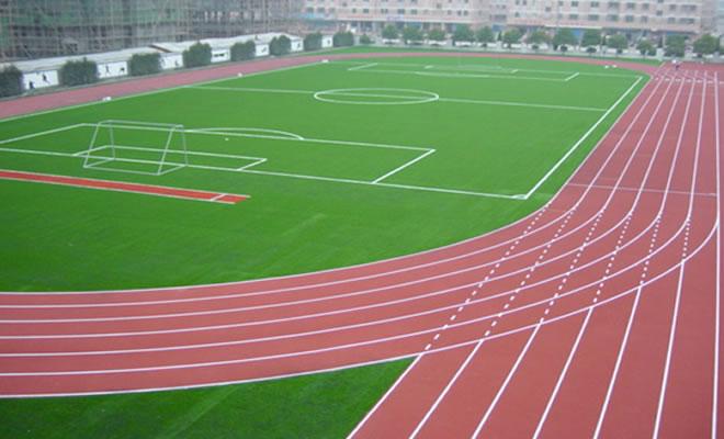 运动场人造草坪施工方案