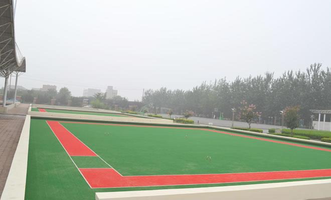 运动场人造草坪具体施工方案步骤
