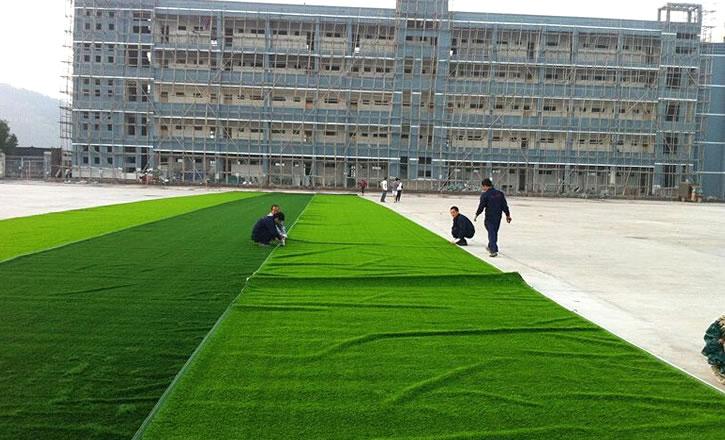 畅优人造草坪每平米价格多少钱一平?
